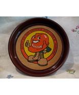 Syncrude Oil Beer Drink Serving Tray Vintage Souvenir Canada Synthetic C... - $24.99