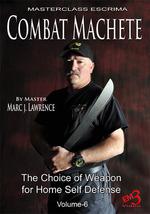 Pangamut Combat Machete Filipino Martial Arts Weapon DVD Marc Lawrence - $29.95