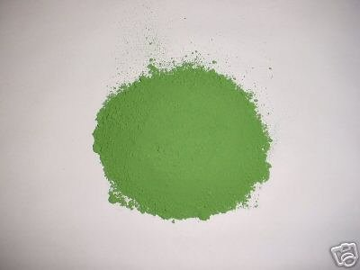 500-05 Willow GreenConcrete Powder Color 5 Lbs. Makes Stone Pavers Tiles Bricks