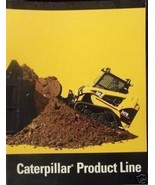 2004 Caterpillar Construction/Forestry Equipment Full Line Brochure - Fu... - $14.00