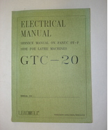 Leadwell GTC-20 Electrical Manual - $58.00