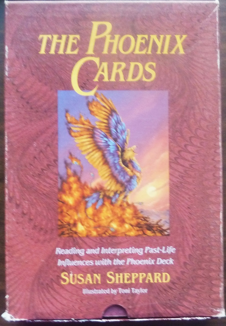 The Phoenix Cards by Susan Sheppard