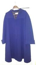 Gorgeous Giorgio Armani Women's coat - Blue Size 14 - Neiman Marcus - $549.99
