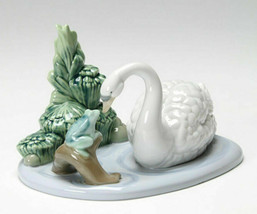 Nao by Lladro 02001648 Friends in the Lake Porcelain Figurine New - $240.00