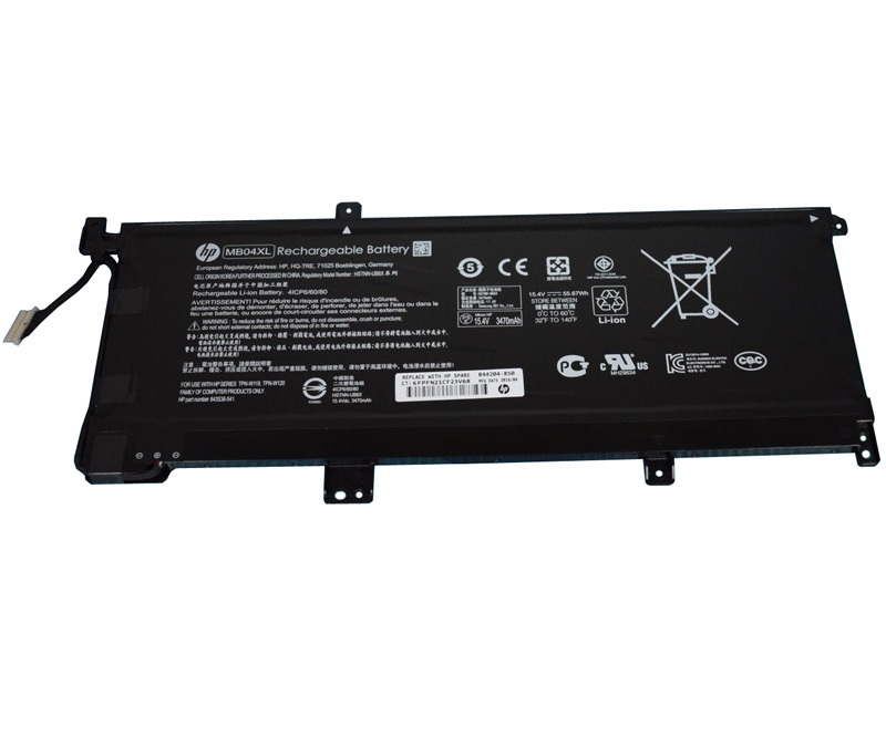 Primary image for HP Envy X360 15-AQ165NR W2K50UA Battery 844204-855 MB04XL 844204-850 HSTNN-UB6X