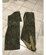 Rattler's Brand Snake Chaps Tree Bark Juniors Long  - $23.03