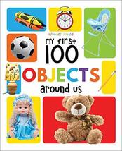 My First 100 Objects Around Us Padded Board Book [Board book] Wonder Hou... - $15.68