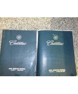 1994 CADILLAC DEVILLE SEVILLE ELDORADO Service Shop Repair Manual Set BR... - $178.19