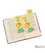 "Dr. Seuss™ ""Read Upside Down!"" Bookmarks - $4.86"