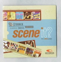 Screenlife Turner Classic Movies Edition Scene it DVD Board Game Replacement DVD - $9.50
