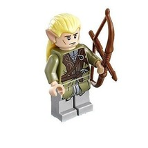 LEGO® Lordof the Rings™ Legolas Minifig with bow - $4.94