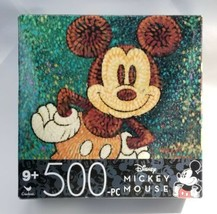 Disney Mickey Mouse 500 Piece Jigsaw Puzzle