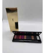 YSL Couture Variation Collector 10 Color Lip Eye Palette #5 Nothing Is F... - $39.59