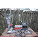 KIRBY SENTRIA Vacuum Cleaner w Carpet Shampoo Attachments & Hoses NICE - $886.05