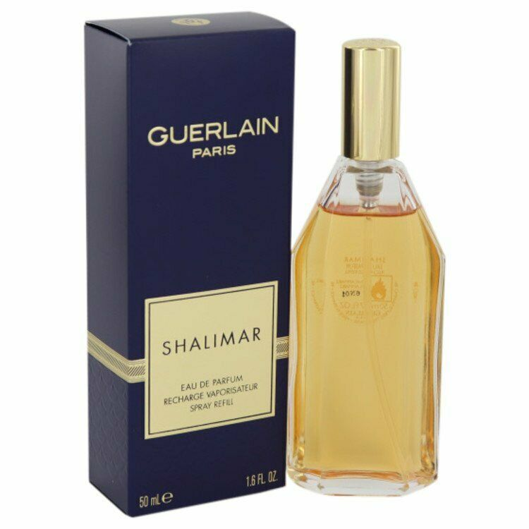 Primary image for SHALIMAR by Guerlain Eau De Parfum Spray Refill 1.6 oz for Women