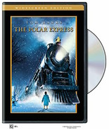 THE POLAR EXPRESS DVD - SINGLE DISC EDITION - NEW UNOPENED - TOM HANKS - $15.99