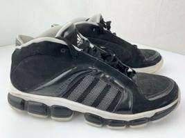 Adidas 3D Decade Basketball Shoe Men's Size 14 Black White 043862 - $24.74