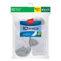 Hanes Boys' Ankle EZ Sortreg; Socks 10-Pack - $12.87+