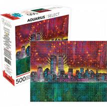 Dean Russo Twin Towers 500 Piece Aquarius Puzzle White - $19.98