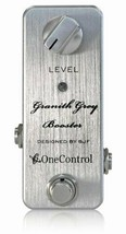 *One Control One control effector clean booster Granith Grey Booster - $120.23