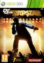 Def Jam Rapstar (Game Only) (Xbox 360) - Free Postage - UK Seller - $6.49