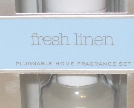 Bath and Body Works New Fresh Linen Wallflower Plug In