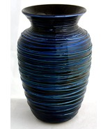 Art Glass Vase by California artist C.C. Walters - $75.00