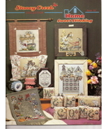 Stoney Creek Collection Home Sweet Stitching Book 197 - $5.50