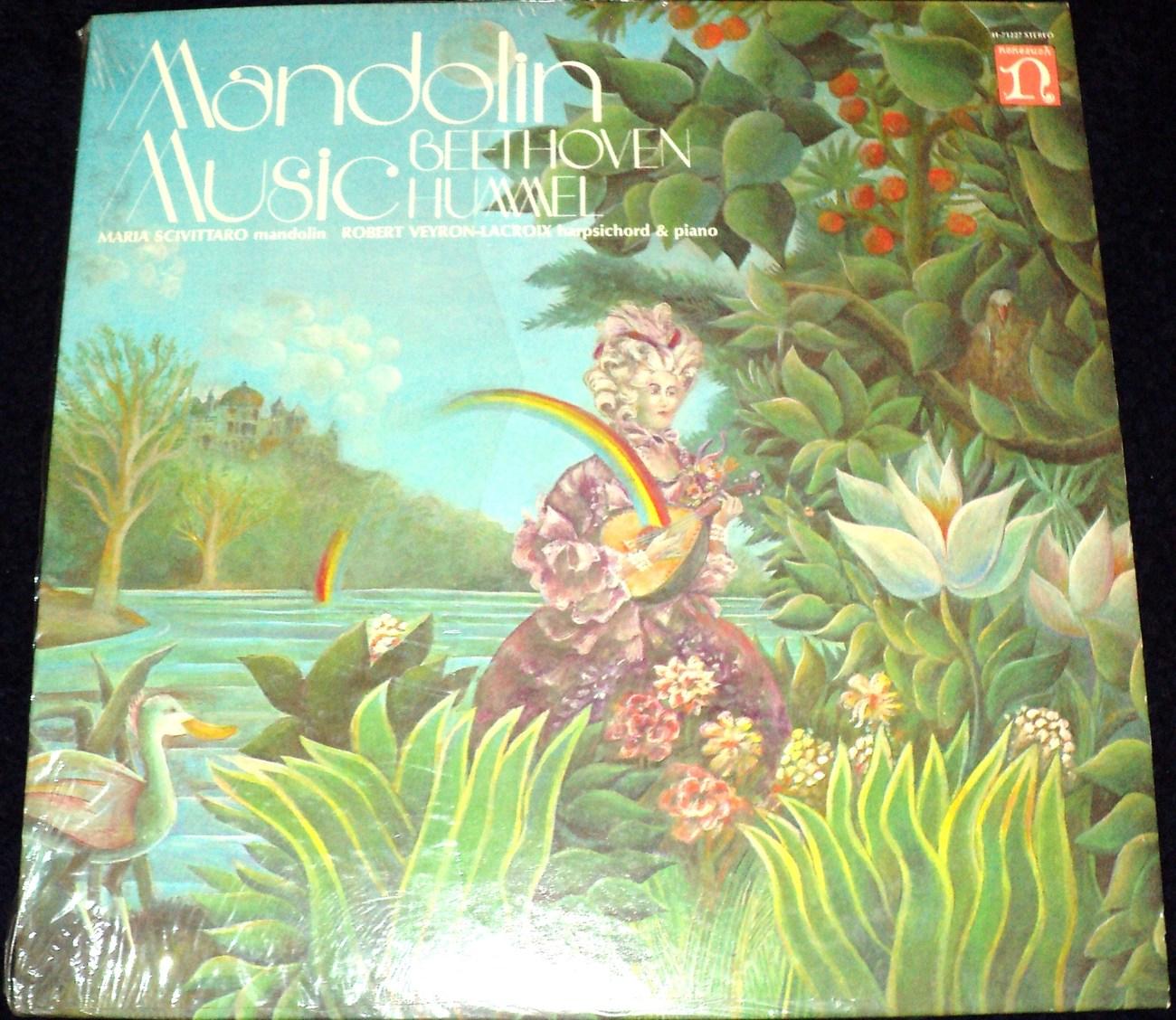 MANDOLIN MUSIC /BEETHOVEN /HUMMEL LP