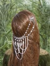 Elvish Princess Crystal Headdress - Custom Colors - $75.00