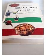 ITALY  ITALIAN COOKBOOK  La Grande Cucina Internazionale 2300+ Recipes C... - $40.91