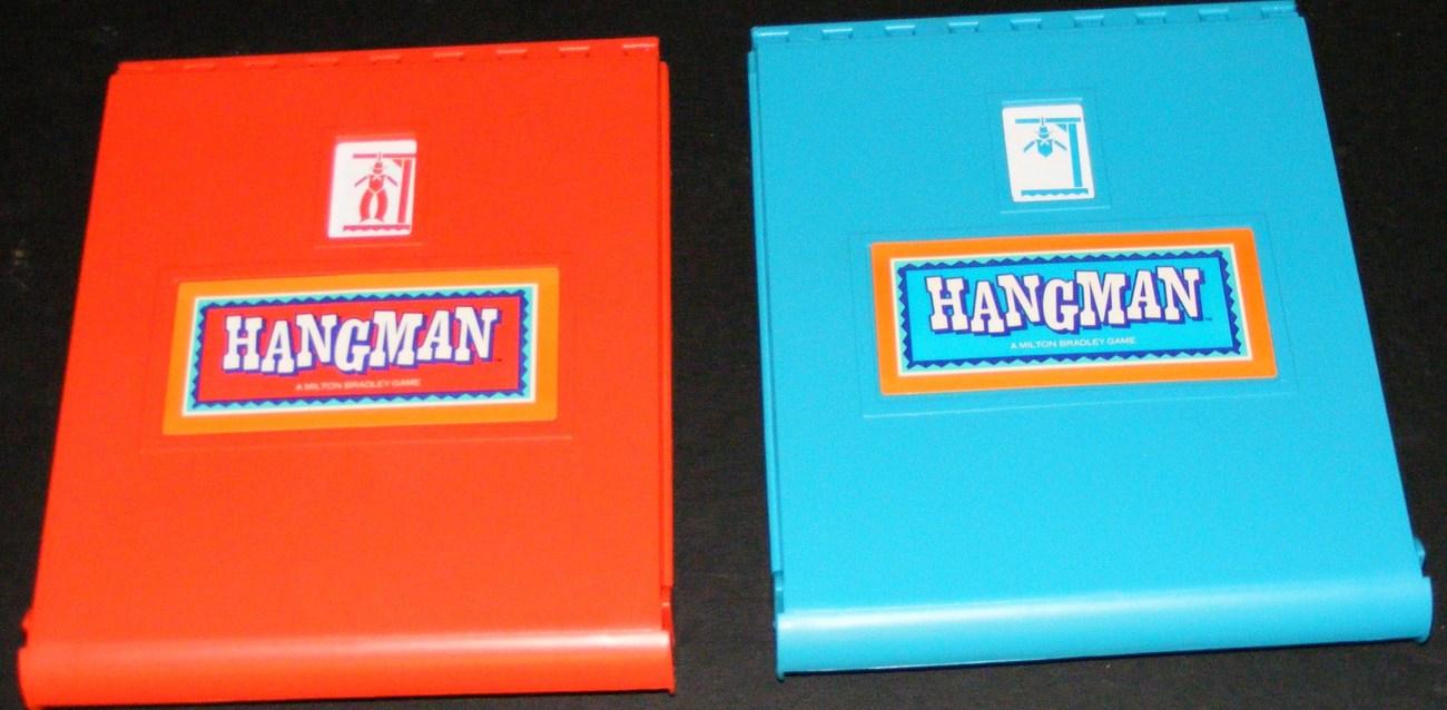 1988 Hangman Game by Milton Bradley