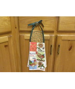 Kitchen hand towel hanger - $5.00