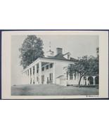 White border, Black and white Postcard, Mt. Vernon, 1938 - $7.00
