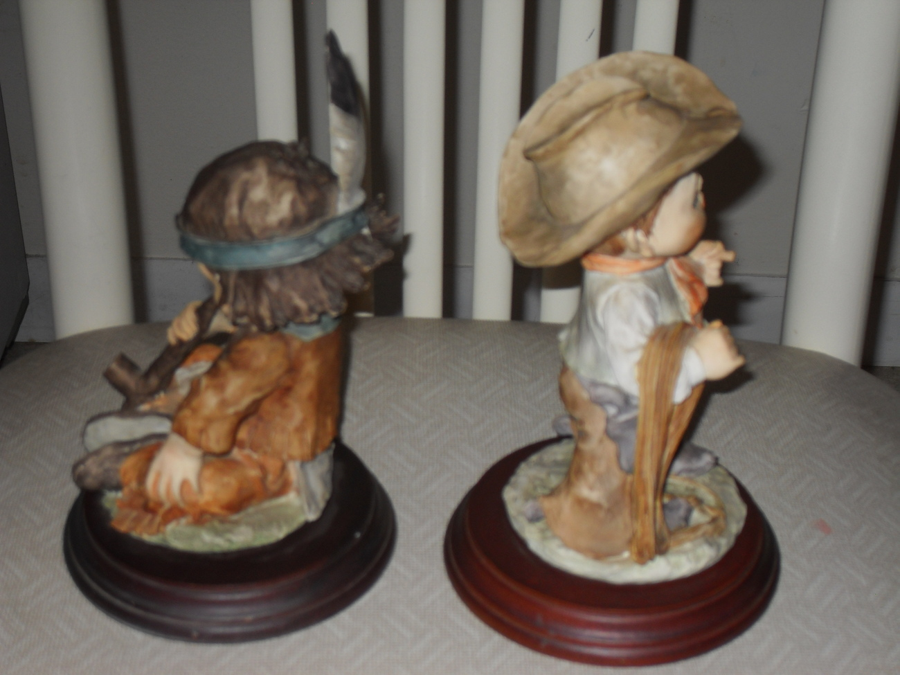 Vintage Cowboy and Indian Figurines