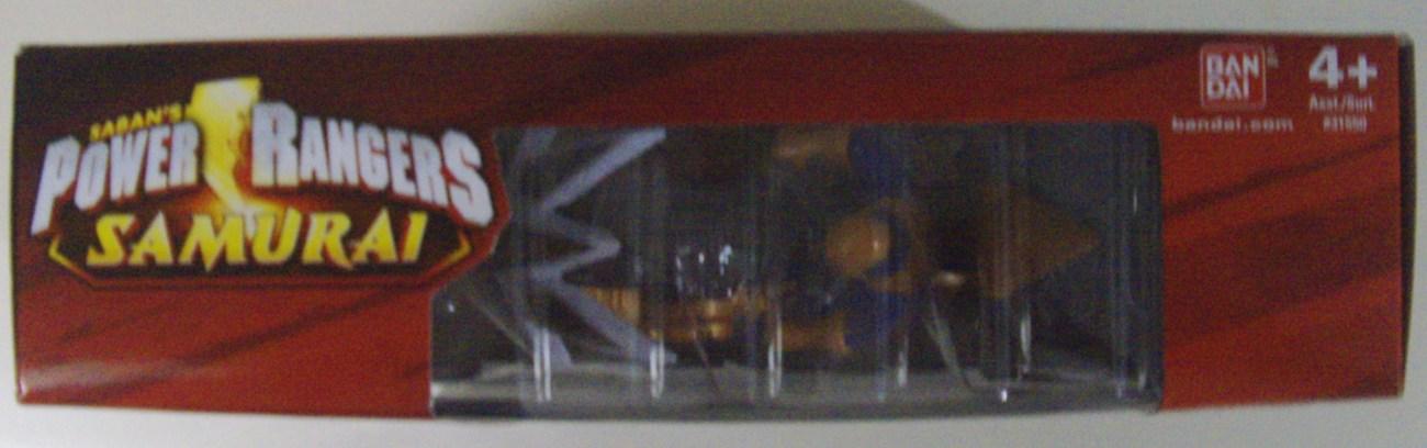 Bandai Power Rangers Samurai Gold Light Disc Cycle - New