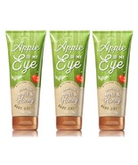 Bath & Body Works Champagne Apple & Honey Body Cream with Pure Honey x3 - $27.99
