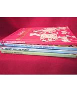 4 Children's Disney Books   - $12.99