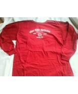 Ohio State Buckeyes Shirt  Athletics Size M Long Sleeve Columbus Cotton ... - $16.63