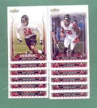2006 Score Atlanta Falcons Football Team Set - $3.00
