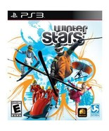 Winter Stars, PS3 game - $37.50