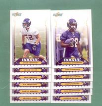 2006 Score Minnesota Vikings Football Set   - $2.99