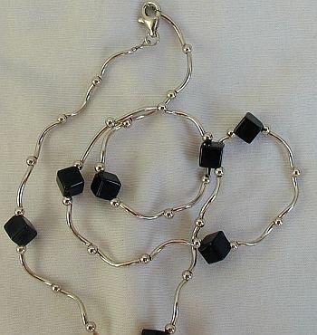 Black cubes a