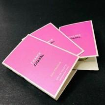 Lot Of 3 Chanel Chance Eau Fraiche Women's Edt Vial Samples 1.5ml/0.06oz. Each - $11.87