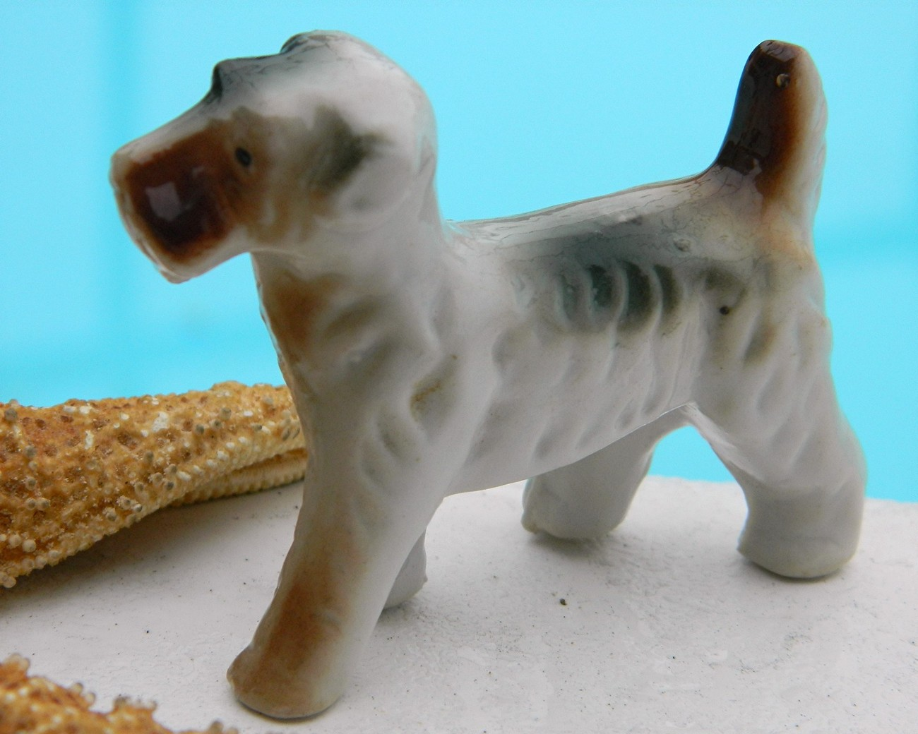 Vintage Wire Haired Fox Terrier Dog and 50 similar items