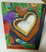 """Laurel Burch """"Kindred Spirits"""" Picture Photo Frame For Wall or Desk Parr... - $14.82"""