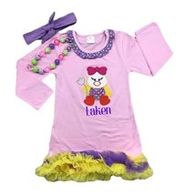 Cute Kids Clothing Co Toddler Girl/Girls Easter Chick Dress Outfit Cloth... - $24.99