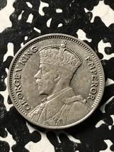 1933 New Zealand 6 Pence Sixpence Lot#X3499 Silver! Nice! - $14.03