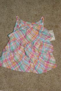 Arizonas Girls Toddlers Tanktop Size 4 NWT