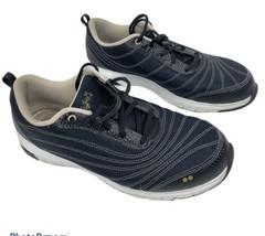 Ryka Continuum Walking Shoes Black  Memory Foam Sneakers Size 10 - $19.70